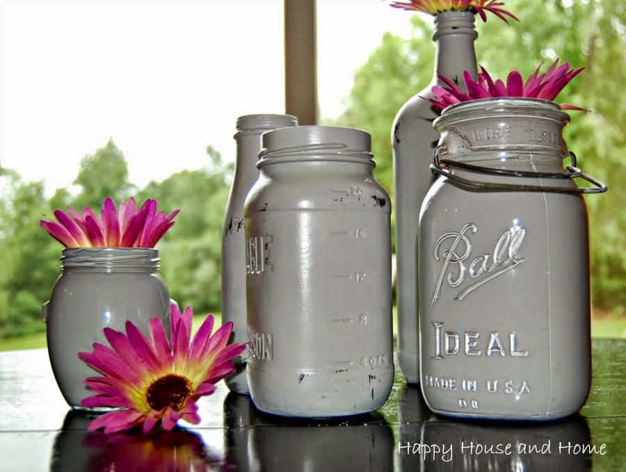 20+ Mason Jar Crafts and Recipes on Diane's Vintage Zest!