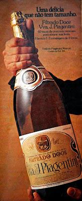 propaganda J. Piagentini  - 1976