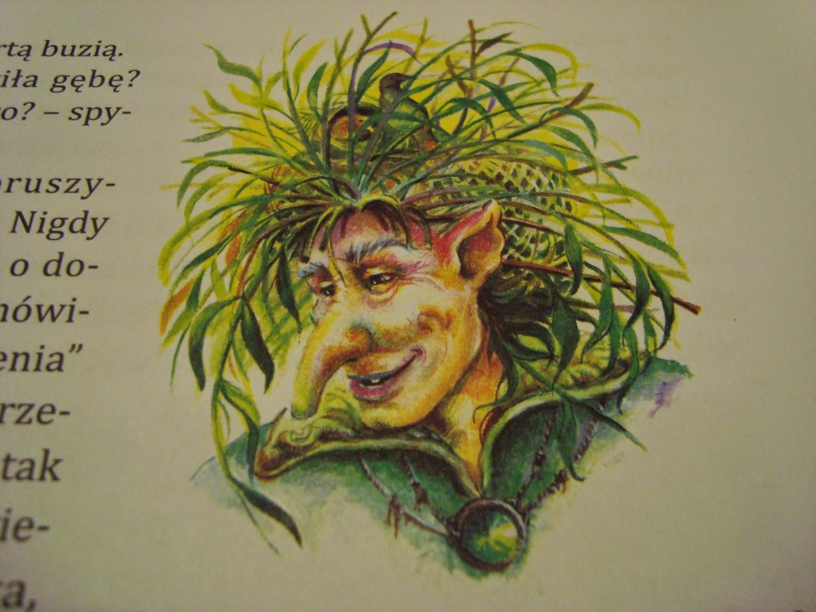 Odwiedzając czarownice, Lidia Miś, recenzja, ilustracje, ksiażka dla dzieci