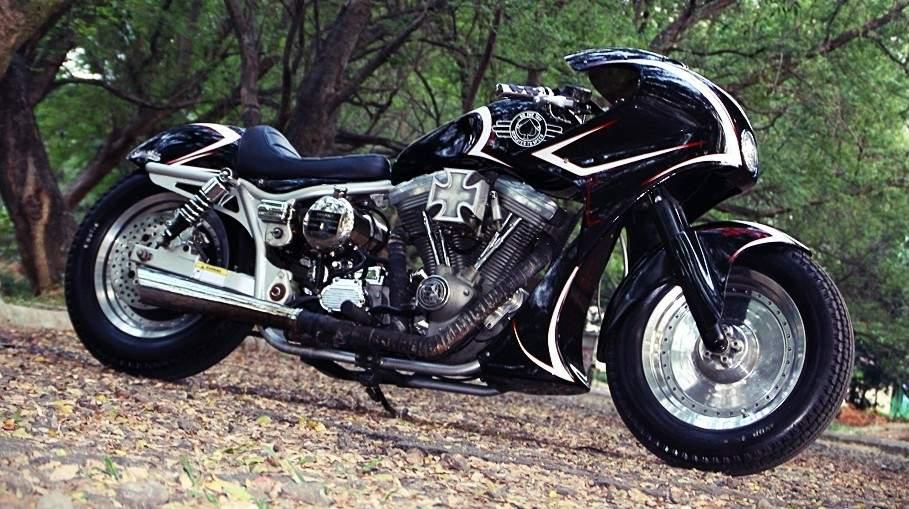 1999 Harley-Davidson Dyna FXR , Custom Motorcycle