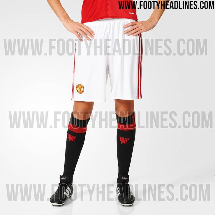 Manchester United Enam Tujuh Home Kit Leaked Release Date Revealed Footy Headlines