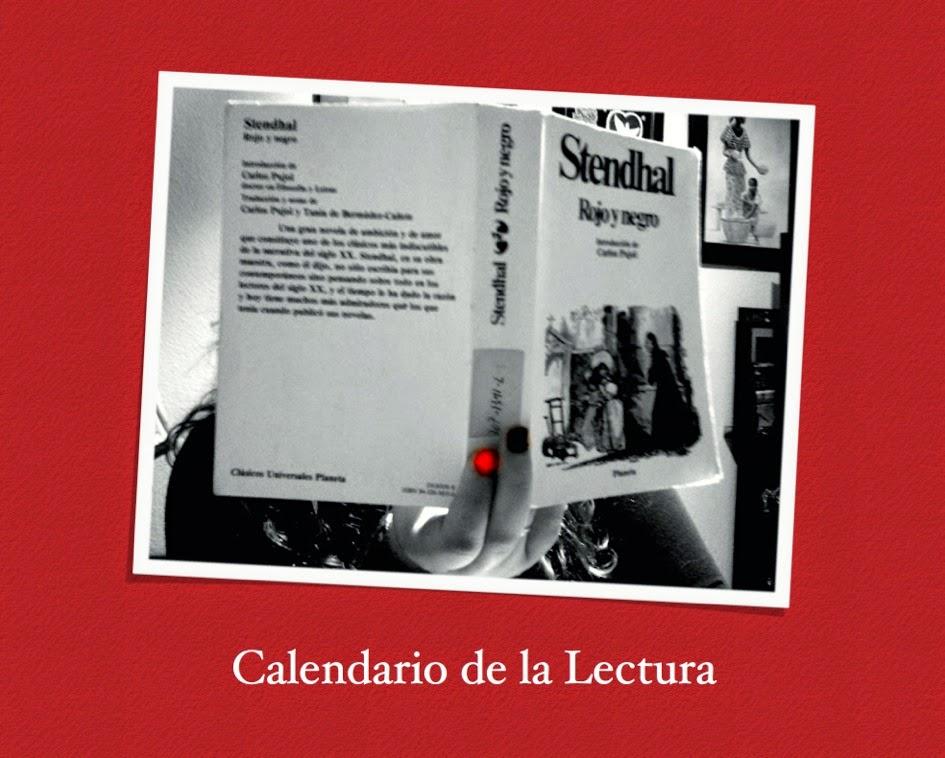 Calendario de Lectura, 2015