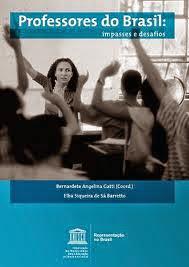 Livro: Professores do Brasil: impasses e desafios