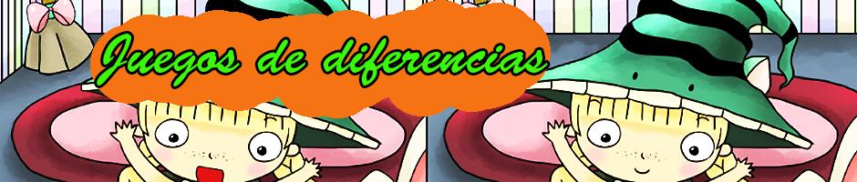 Juegos de diferencias