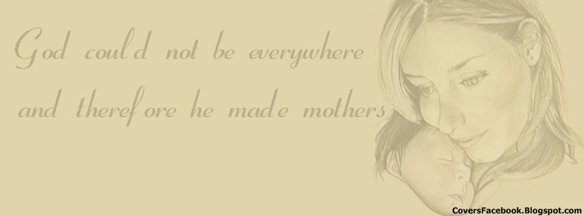 Mother Love Cute Facebook Timeline Cover