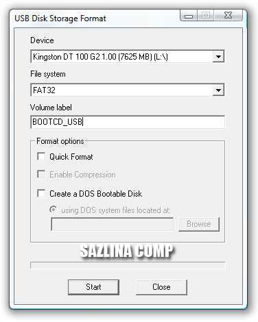 Cara Booting Hiren's Menggunakan FlashDisk
