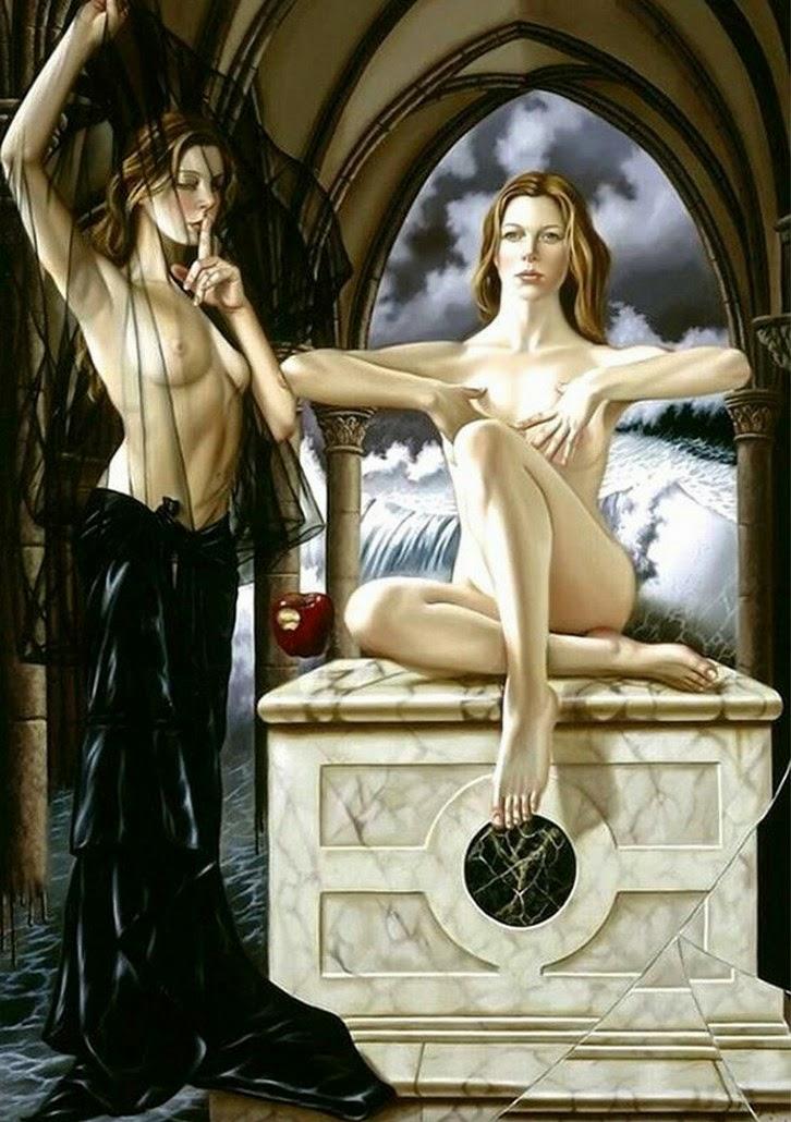 mujer-pintada-al-oleo-imagenes