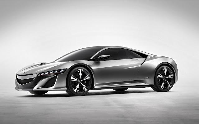 Acura Nsx Concept 2