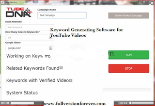 Tube DNA Pro Download full version of YouTube Video Analyser software free