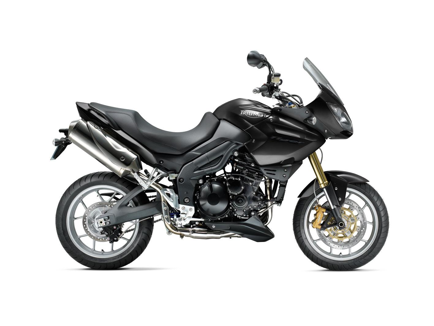 motorcycle pictures triumph tiger 1050 2011. Black Bedroom Furniture Sets. Home Design Ideas