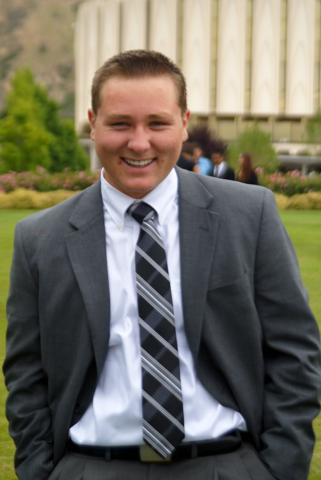 Elder Zachary  Crump