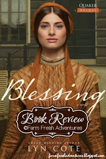 Book Review of Blessing by Lyn Cote