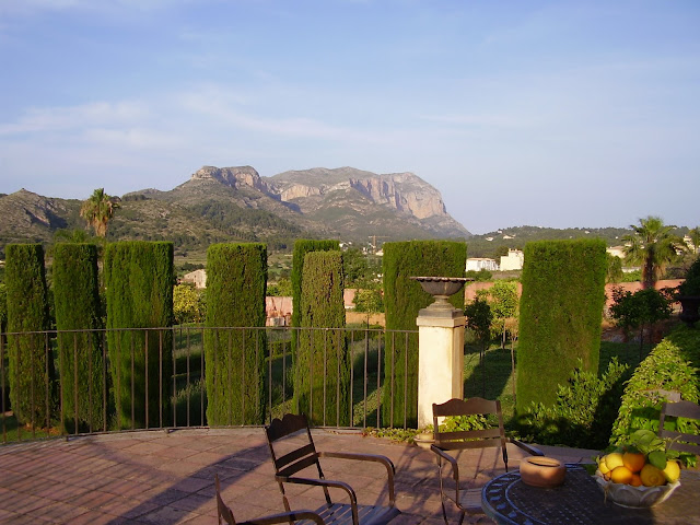 El jard n de l 39 albarda flora mediterr nea for El jardin de l abadessa