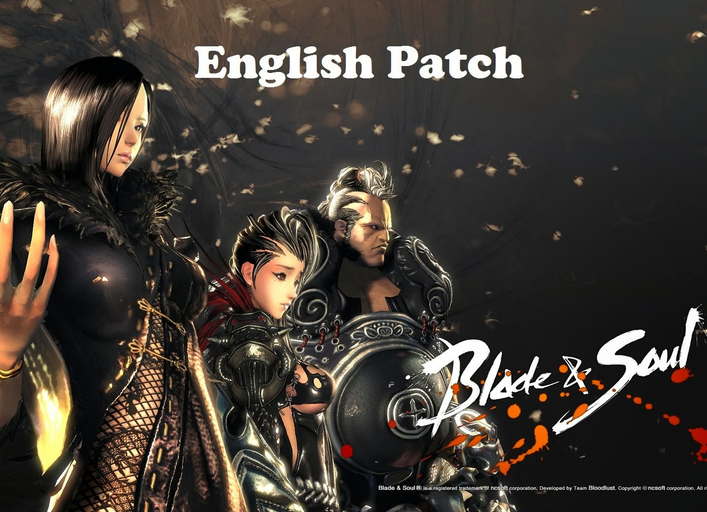 patch english blade and soul