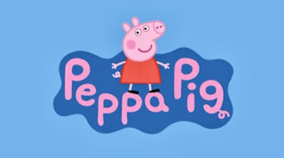 Peppa Pig & My Quirky Kids ~ TheQuirkyConfessions.com