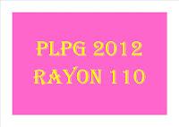 Daftar Nama Peserta PLPG 2012 Rayon 110 UPI Sesi 9
