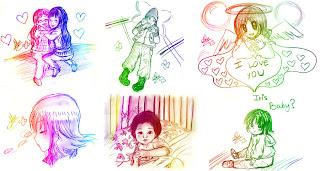 Dibujos Raros
