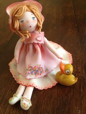 bambola flori