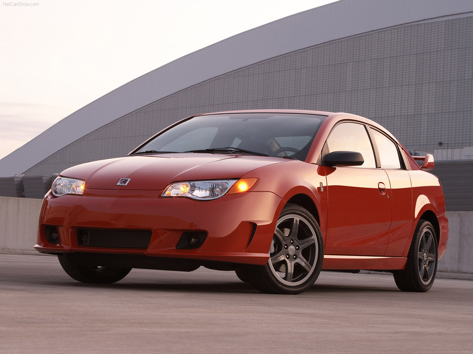Hình ảnh xe ô tô Saturn Ion Red Line 2006 & nội ngoại thất