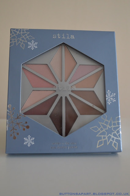 A Picture of Stila Written in The Stars Palette