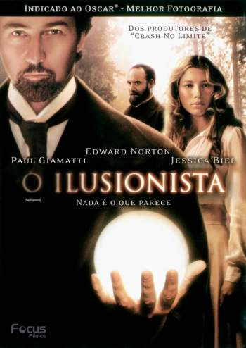 O Ilusionista Torrent - BluRay 720p Dublado
