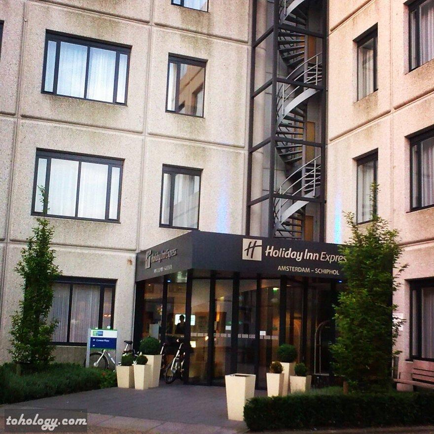 Holiday Inn Express Amsterdam – Schiphol