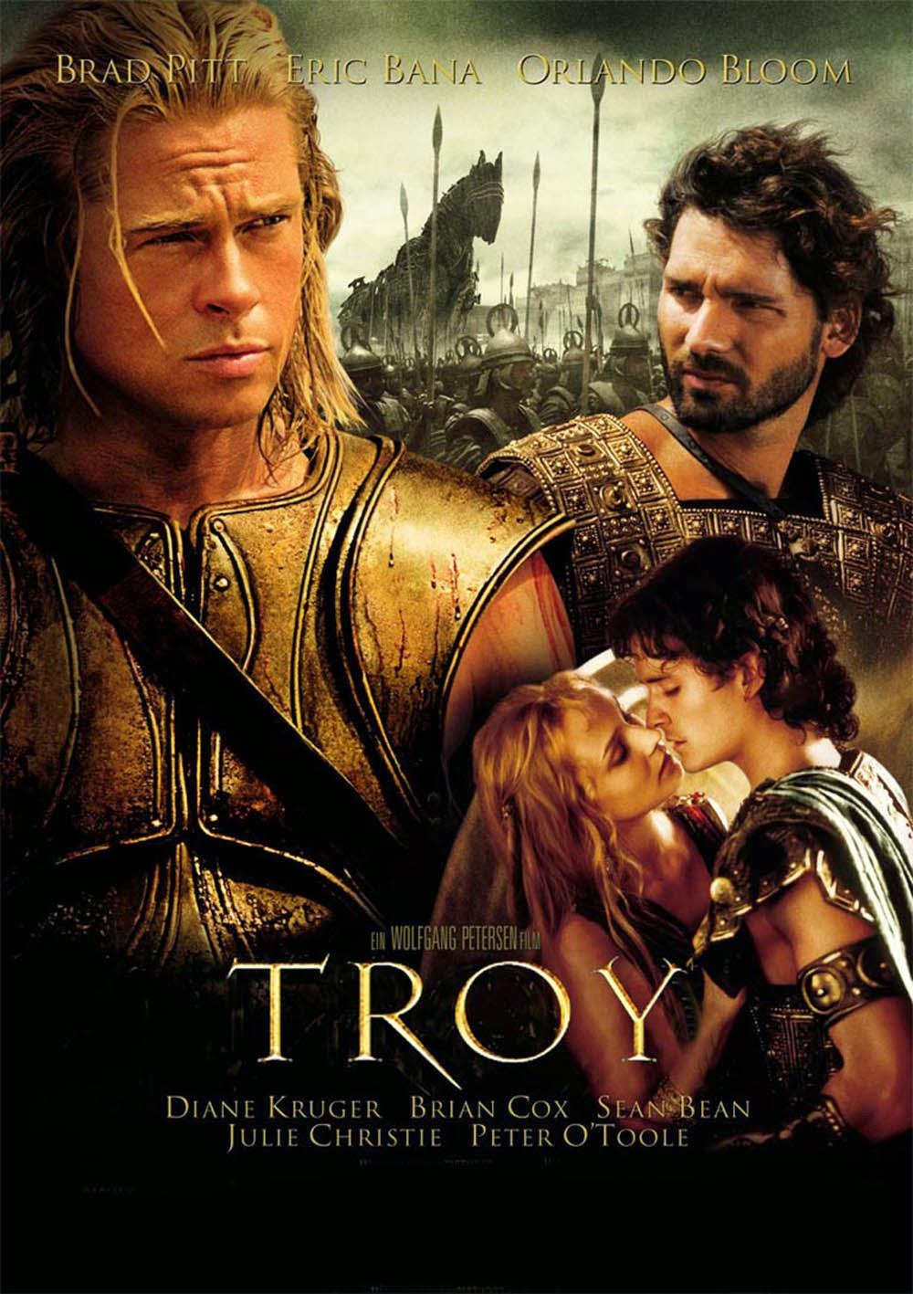 Troy (2004) ταινιες online seires xrysoi greek subs