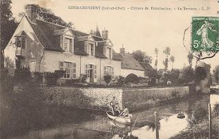 Château de Pontchardon - Cour-Cheverny