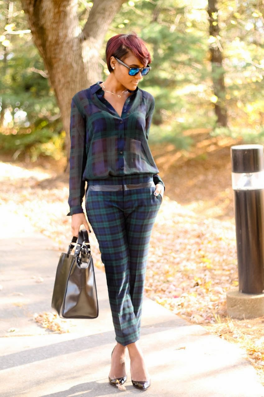 The Daileigh: Got Plaid?
