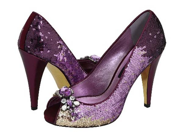 new fashion trend fancy shoes for