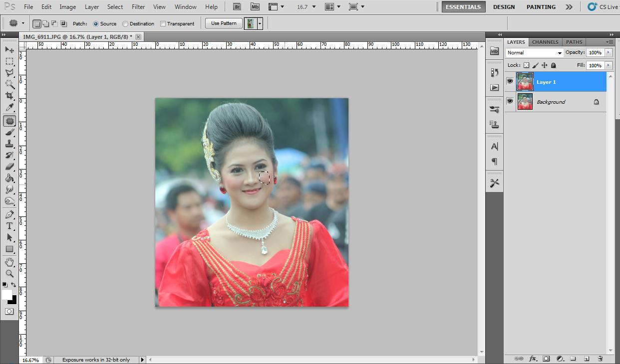 Tutorial Menghaluskan Wajah Dengan Photoshop | Kumpulan ...