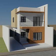 Desain Rumah 2 Lantai Minimalis