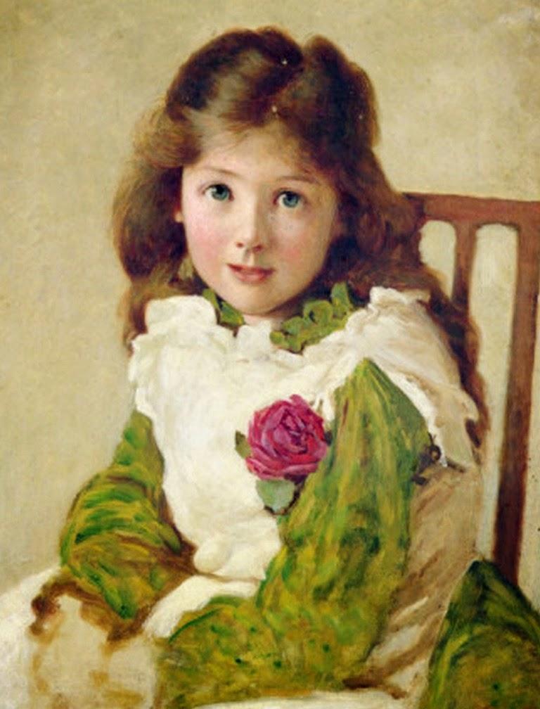 mujeres-y-niñas-pintadas-al-oleo