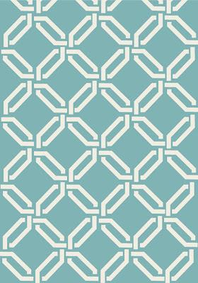 Lattice Wall Art by Isn't that Sew