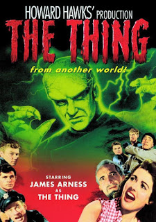The Thing DVD cover and Amazon link