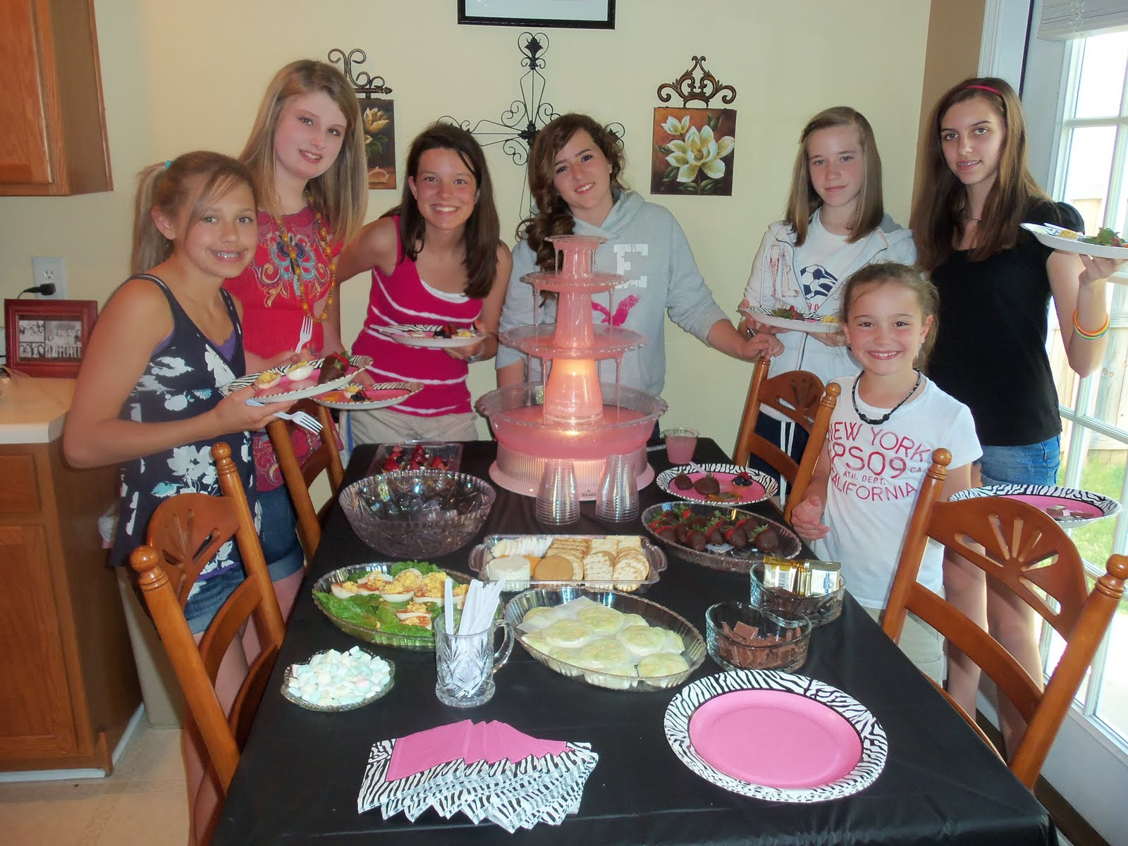 how to plan a 13th birthday party