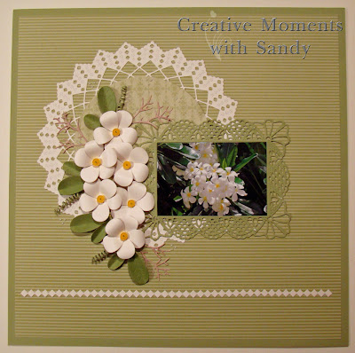 Creative Moments With Sandy Cheery Lynn Designs New
