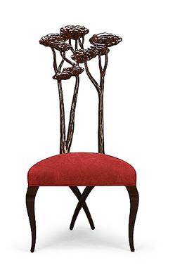 Kr sillas de comedor con respaldos originales for Sillas comedor originales