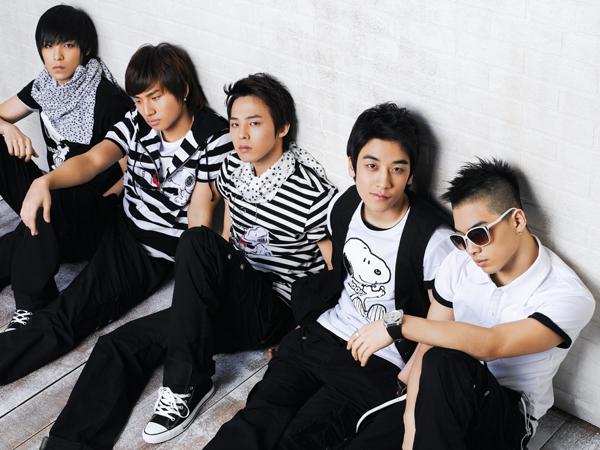 Koleksi gambar foto Boyband Big Bang