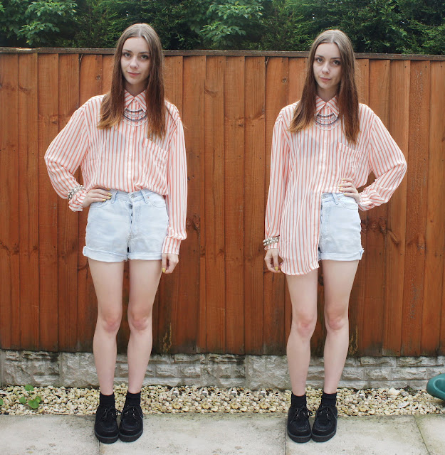 ways to wear how to wear and oversized shirt