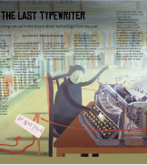 The Last Typewriter by Nick Cross