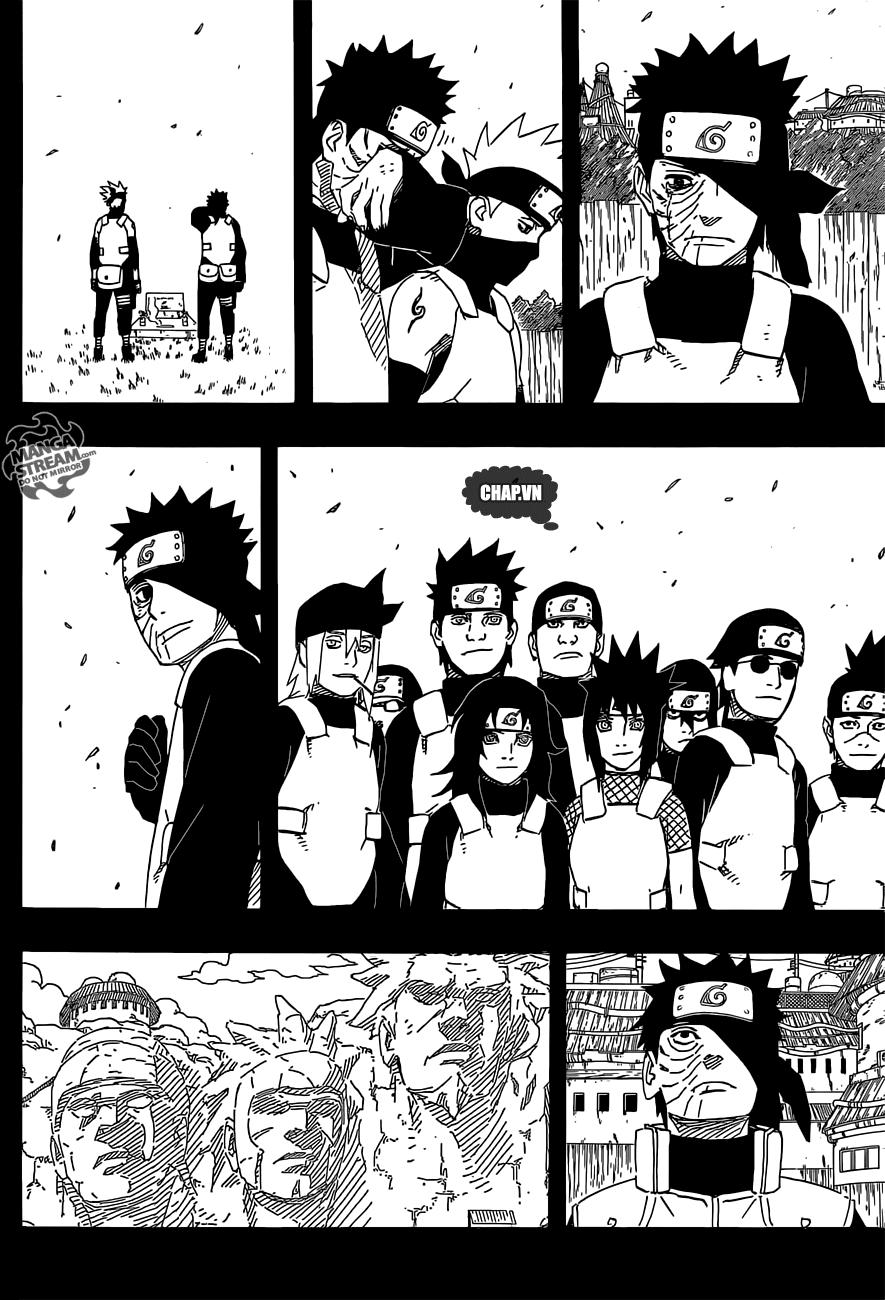 Naruto chap 651 Trang 12