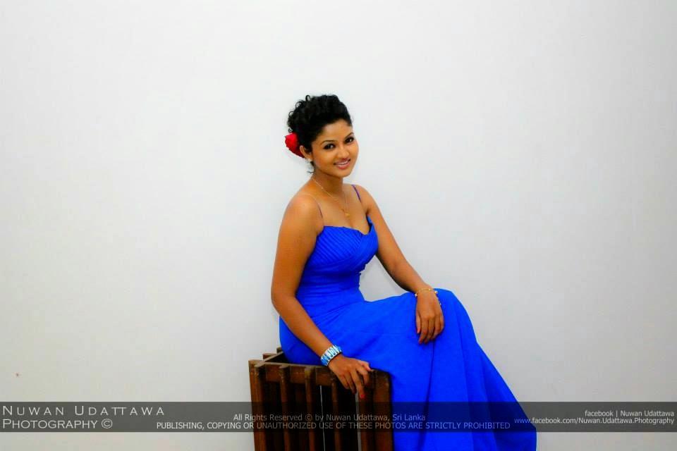 Nipunika Hewagamage blue