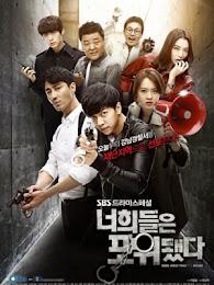 Phim Chạy Đâu Cho Thoát - You're All Surrounded