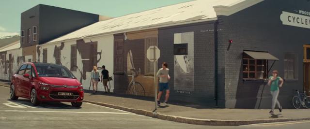 Canzone pubblicità Citroen C4 2015
