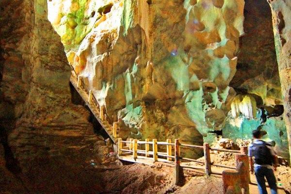Indonesia Warna Warni Ngalau Indah Payakumbuh Sumatera Barat