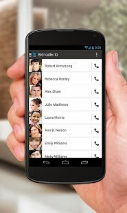 Full Screen Caller ID - BIG! app screenshoot