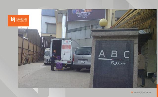 dịch vụ chở hàng ABC