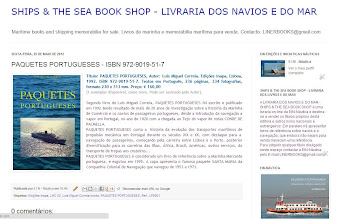 LIVRARIA DOS NAVIOS E DO MAR