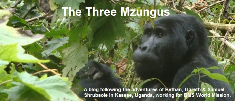 The Three Mzungus